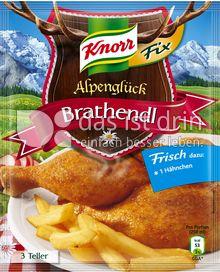 Produktabbildung: Knorr Alpenglück Fix Brathendl