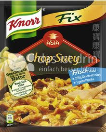 Produktabbildung: Knorr Fix Chop Suey 33 g