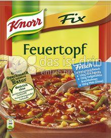 Produktabbildung: Knorr Fix Feuertopf 60 g