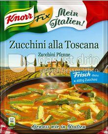 Produktabbildung: Knorr Mein Italien! Fix Zucchini alla Toscana 42 g