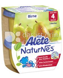Produktabbildung: Nestlé Alete NaturNes Birne 260 g