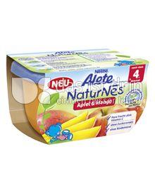 Produktabbildung: Nestlé Alete NaturNes Apfel & Mango 130 g