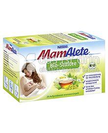 Produktabbildung: Nestlé Alete MamAlete Bio-Stilltee 40 g