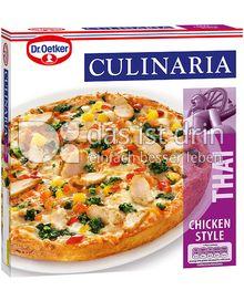 Produktabbildung: Dr. Oetker Culinaria Thai Chicken Style 345 g