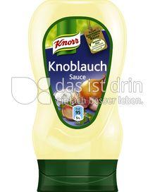 Produktabbildung: Knorr Knoblauch Sauce 250 ml