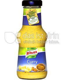 Produktabbildung: Knorr Curry Sauce 250 ml