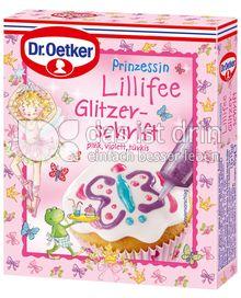 Produktabbildung: Dr. Oetker Prinzessin Lillifee Glitzerschrift 45 g