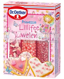 Produktabbildung: Dr. Oetker Prinzessin Lillifee Juwelen 75 g