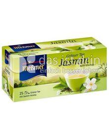 Produktabbildung: Meßmer Grüner Tee Jasmin 25 St.