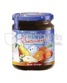 Produktabbildung: Grafschafter Winterzauber Birne-Orange 320 g
