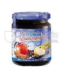 Produktabbildung: Grafschafter Winterzauber Apfel-Sultanine mit Zimt & Vanille 320 g