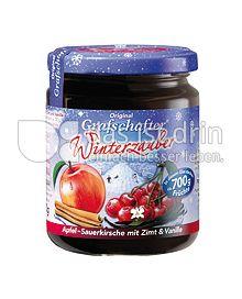 Produktabbildung: Grafschafter Winterzauber Apfel-Sauerkirsche mit Zimt & Vanille 320 g