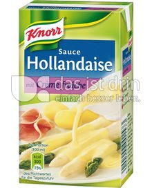 Produktabbildung: Knorr Sauce Hollandaise mit Crème fraîche 250 ml