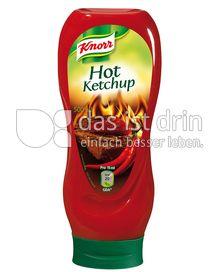 Produktabbildung: Knorr Hot Ketchup 500 ml