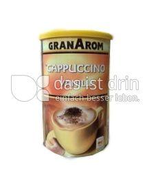 Produktabbildung: GranArom Cappuccino Vanille 200 g