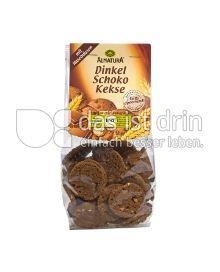 Produktabbildung: Alnatura Dinkel Schoko Kekse 150 g