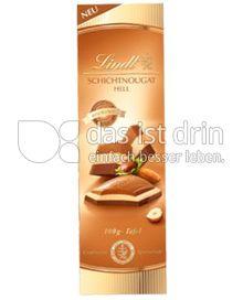 Produktabbildung: Lindt Schichtnougat Hell 100 g