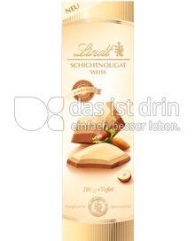 Produktabbildung: Lindt Schichtnougat Weiß 100 g