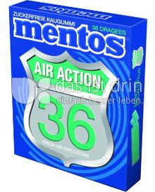 Produktabbildung: Mentos Air Action 36 36 St.