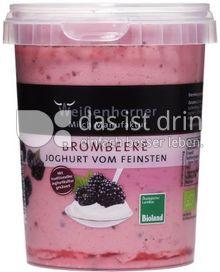 Produktabbildung: Weißenhorner Joghurt vom Feinsten Brombeere 475 g