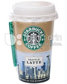 Produktabbildung: Starbucks Coffee Seattle Latte 220 ml