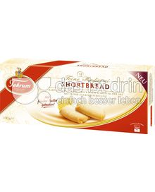 Produktabbildung: Tekrum Shortbread 100 g