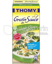 Produktabbildung: Thomy Gratin Sauce für Broccoli-Gratin 350 ml