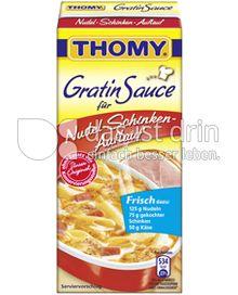 Produktabbildung: Thomy Gratin Sauce für Nudel-Schinken-Auflauf 350 ml