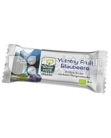 Produktabbildung: Whole Earth Yummy Fruit Blaubeere 40 g