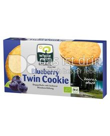 Produktabbildung: Whole Earth Blueberry Twin Cookie 175 g