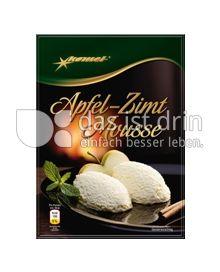 Produktabbildung: Komet Apfel-Zimt Mousse 77 g