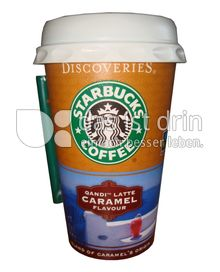 Produktabbildung: Starbucks Coffee Qandi™ Latte Caramel Flavour 220 ml