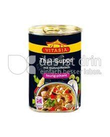 Produktabbildung: Vitasia Thai-Suppe mit Hühnerfleisch 400 ml