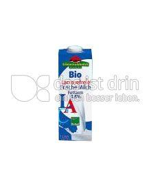 Produktabbildung: Schwarzwaldmilch Bio Lactosefreie fettarme H-Milch 1 l