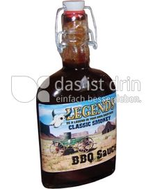 Produktabbildung: Legends Classic Smokey BBQ-Sauce 360 ml