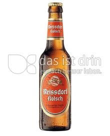 Produktabbildung: Reissdorf Kölsch 0,33 l