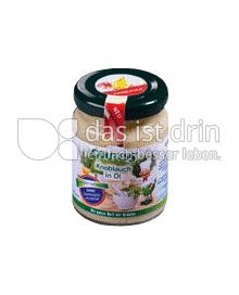 Produktabbildung: Goutess Knoblauch in Öl 90 g