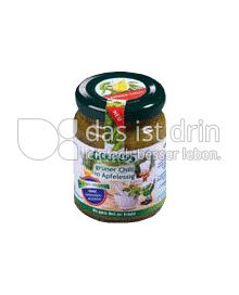 Produktabbildung: Goutess Grüner Chili in Apfelessig 90 g