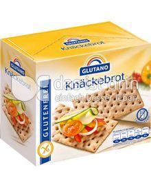 Produktabbildung: Glutano Knäckebrot 275 g