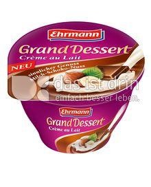 Produktabbildung: Ehrmann Grand Dessert Crème au Lait 150 g