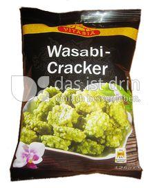 Produktabbildung: Vitasia Wasabi-Cracker 125 g