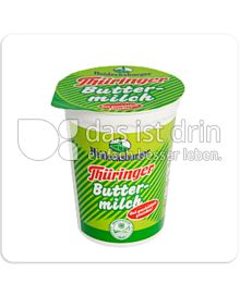 Produktabbildung: Heidecksburger Thüringer Buttermilch 500 g