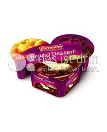 Produktabbildung: Ehrmann Grand Dessert nach Herzenslust Birne Helene 150 g