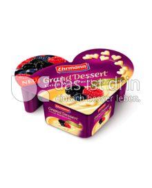 Produktabbildung: Ehrmann Grand Dessert nach Herzenslust Grieß Waldfrucht 150 g
