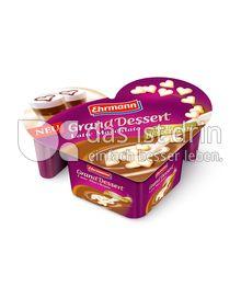 Produktabbildung: Ehrmann Grand Dessert nach Herzenslust Latte Macchiato 150 g