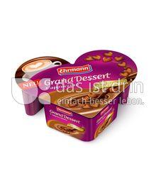 Produktabbildung: Ehrmann Grand Dessert nach Herzenslust Cappuccino 150 g
