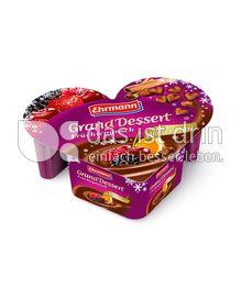 Produktabbildung: Ehrmann Grand Dessert nach Herzenslust Früchtepunsch 150 g
