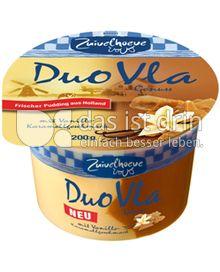 Produktabbildung: Zuivelhoeve Duo Vla Genuss Vanille Karamell 200 g