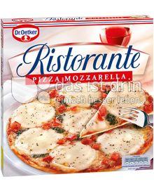 Produktabbildung: Dr. Oetker Ristorante Pizza Mozzarella 335 g
