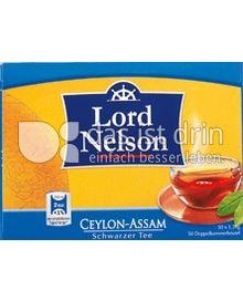Produktabbildung: Lord Nelson Ceylon-Assam 87,5 g